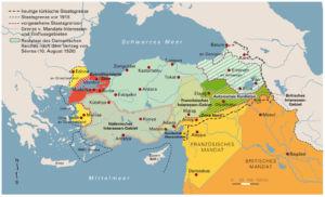 Vertrag von Sevres 1920
