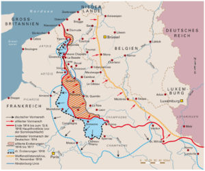 Westfront 1914 bis 1918