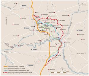 Schlacht an der Somme 1916