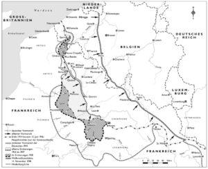 Westfront von 1914 bis 1918