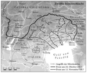Südfront 1917