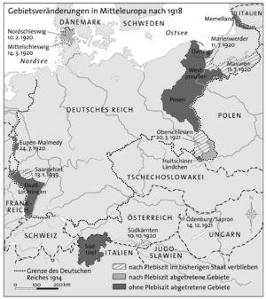 Deutsches Reich 1918
