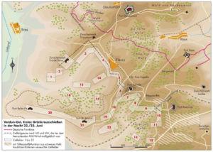 Verdun Schussfelder