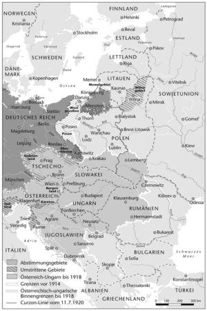 Österreich-Ungarn 1918
