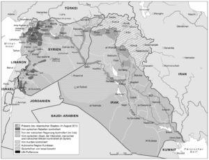 IS in Syrien und Irak