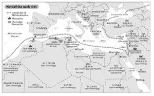 Nordafrika 1945