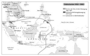 Südostasien 1950 bis 1980