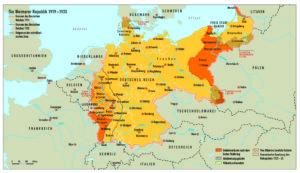Weimarer Republik 1919 bis 1933