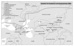 Zentralasien 1993