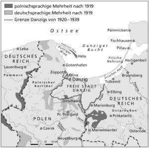 Danzig 1919 bis 1939