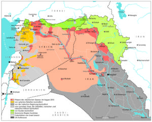 Islamischer Staat 2015
