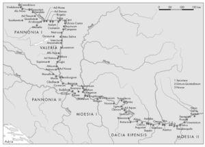 Donaugrenze Roms