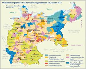 Deutsches Reich 1874