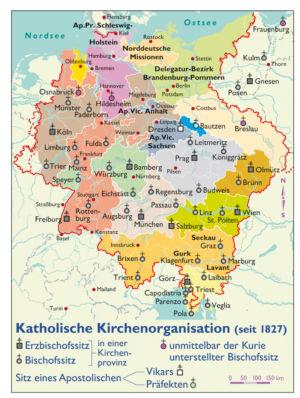 Kirchenorganisation 1827