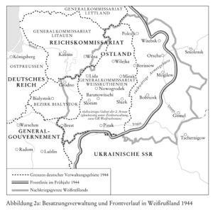 Weißrussland 1944