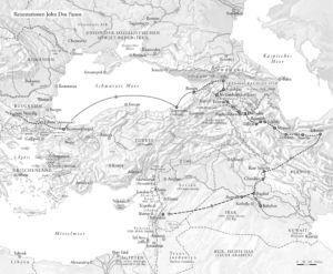 Reise von John Dos Passos
