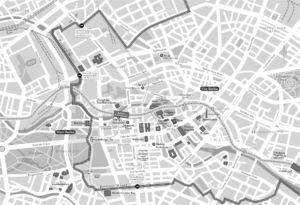 Berlin Innenstadt 1988