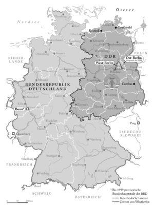 BRD und DDR 1985