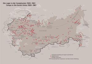 Lager in der Sowjetunion