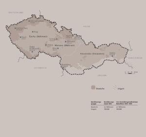 Tschechoslowakei 1945 bis 1949