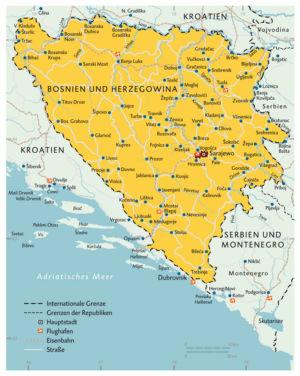 Bosnien und Herzegowina 2015