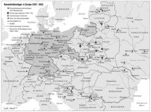 Konzentrationslager 1937 bis 1943