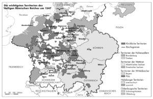 Heiliges Römisches Reich 1547