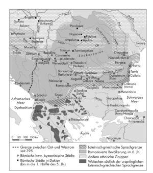 Sprachen im Balkan