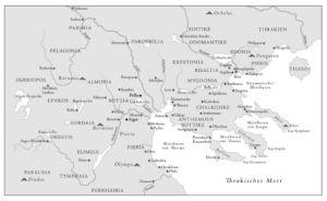 Makedonien und Thrakien