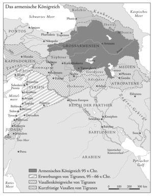 Armenische Königreich
