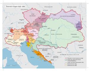Österreich-Ungarn 1848 bis 1866