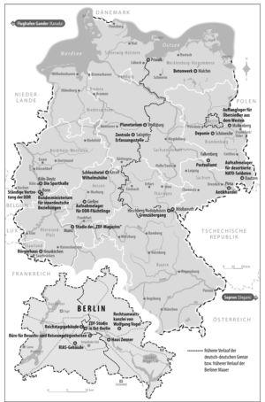 Deutschland und Berlin
