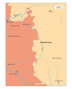 Rothenburg 1825