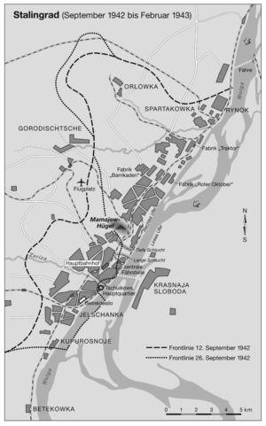 Stalingrad 1942 bis 1943