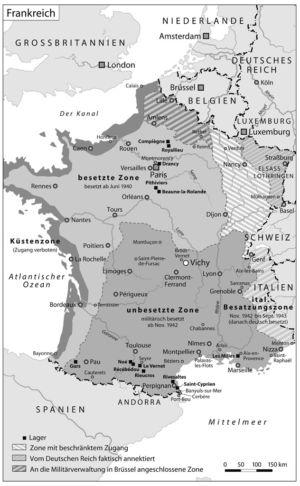 Frankreich im Zweiten Weltkrieg