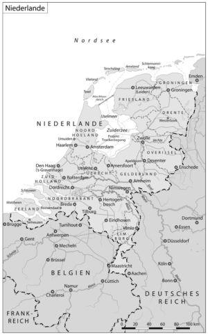 Niederlande im Zweiten Weltkrieg