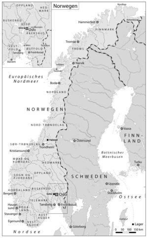 Norwegen im Zweiten Weltkrieg