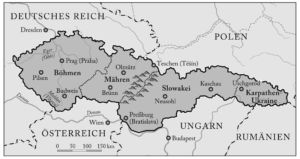 Tschechoslowakei 1919 bis 1938