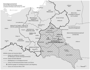 Generalgouvernement 1942
