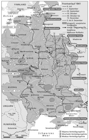 Angriff auf die Sowjetunion