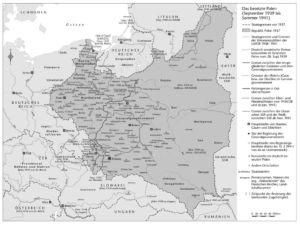Polen 1939 bis 1941