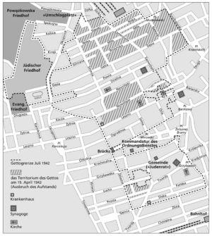 Warschauer Ghetto 1943