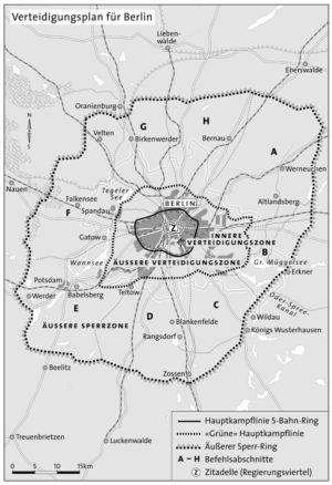 Verteidigung von Berlin 1945
