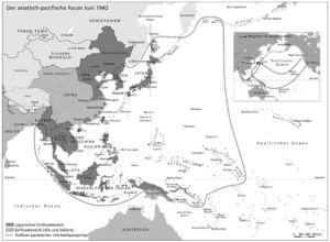 Krieg im Pazifik 1942