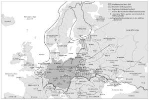 Pläne im Osten 1940