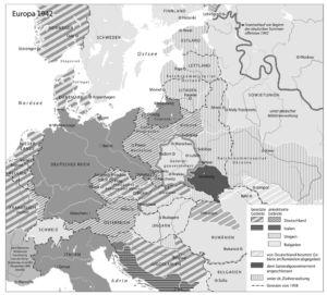 Europa 1942
