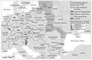 Europa 1945 bis 1949