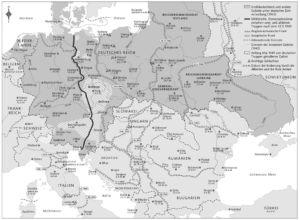 Fronten in Europa 1942 bis 1945