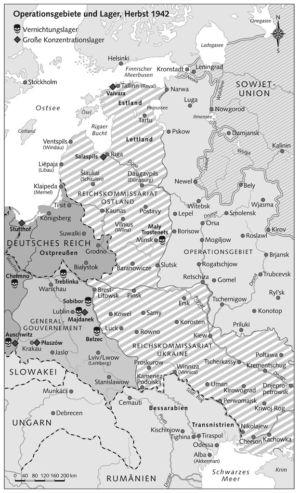 Osteuropa 1942