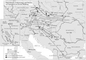 Südosteuropa im Zweiten Weltkrieg